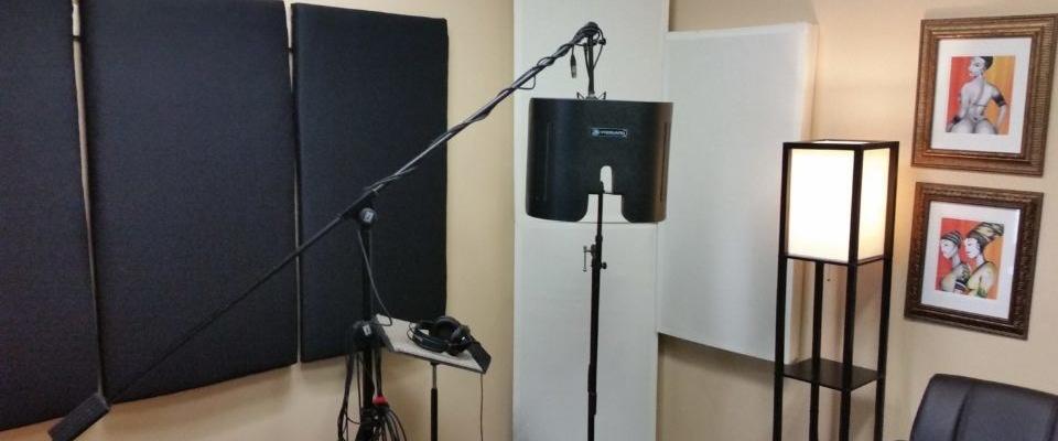 Vocal Setup