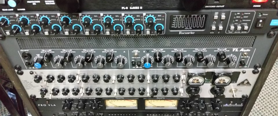 DRS Analog Outboard Gear