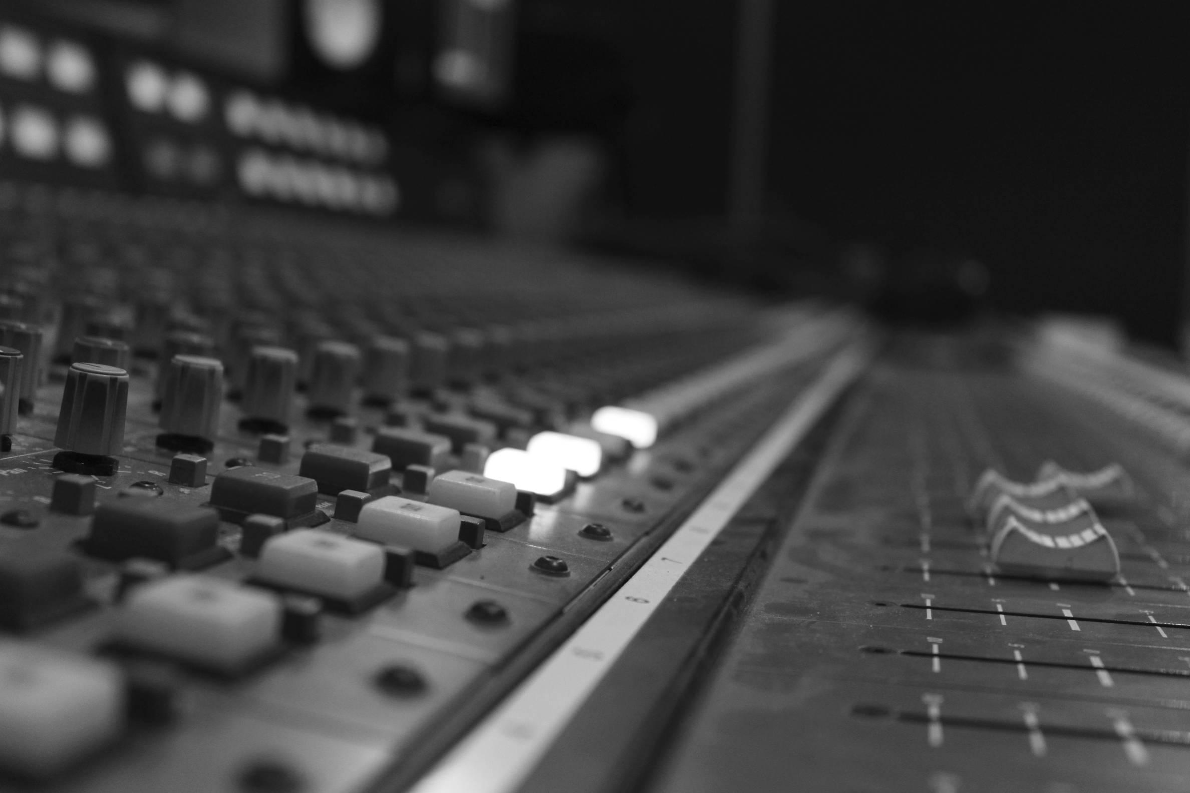 Mixing Dammahum Recording Studio